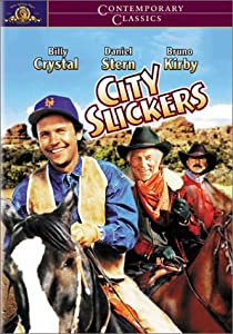 "Cover of ""City Slickers"""