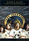 Early Days -- The Best of Led Zeppelin, Vol 1: Guitar/TAB/Vocal