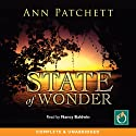 State of Wonder (       UNABRIDGED) by Ann Patchett Narrated by Nancy Baldwin