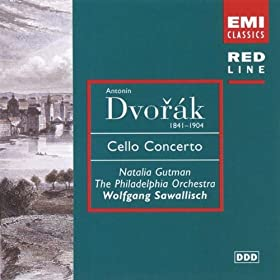 Dvorák: Cello Concerto; Symphony No. 7