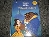 img - for Disney's Beauty and the Beast: The Beast's Story (Golden Easy Reader, Level 2, Grades 1-2) book / textbook / text book