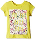 #8: United Colors of Benetton Baby Girls' T-Shirt (16A3094C163EI10F1Y_Yellow_1Y)