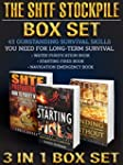 THE SHTF STOCKPILE BOX SET 3 IN 1: 43...