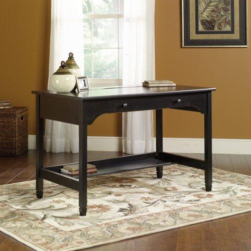 Buy Low Price Comfortable Estate Black Computer Writing Desk (B003TLDU3G)