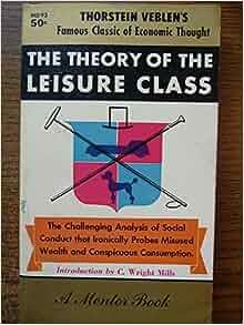 leisure class