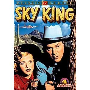 Sky King:Vol 1 TV Series movie