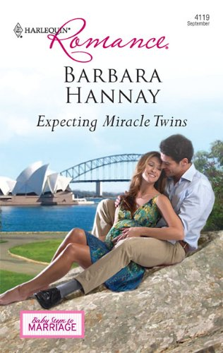 Image for Expecting Miracle Twins (Harlequin Romance)