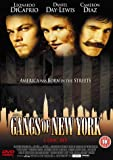 Gangs Of New York packshot