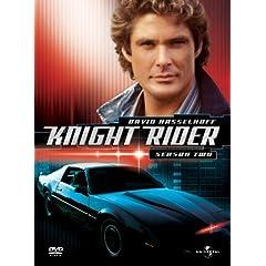 Knight Rider - Season Two (German version)