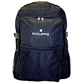 K-Cliffs Large Sporting Backpack/ Camping Backpack/ School Backpack/ Outdoor Backpack – 2 Colors