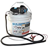 Jabsco 17850-1012 Premium Marine Oil Changer