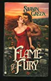 Flame of Fury (0380768275) by Green, Sharon