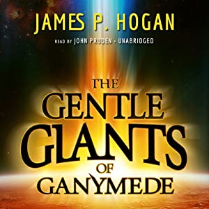 The Gentle Giants of Ganymede Audiobook