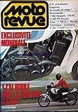 MOTO REVUE  du 01/05/1980