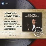 Beethoven: Violin Concerto - EMI Masters Itzhak Perlman