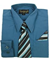 Vangogh Boys Long Sleeve Dress Shirt