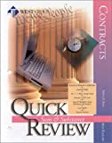 Contracts Sixth Edition Quick Review (Sum & Substance Quick Review)