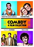 Pineapple Express/Step Brothers/Walk Hard/Forgetting Sarah... [DVD]