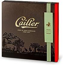 Cailler Feine Praliné-Auslese 25 Stück, Große Schokoladenauswahl, 1er Pack (1 x 222 g)