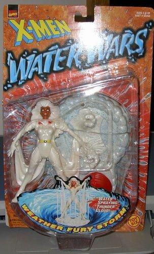 "X-MEN WATER WARS ""STORM"" WEATHER FURY w/ WATER SPRAYING THUNDER CLOUD"