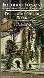 Das erzählerische Werk, 20 Bde., Bd.4, L' Adultera (Fontane GBA Erz. Werk, Band 4)