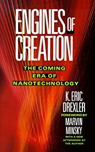 "Cover of ""Engines of Creation: The Coming..."