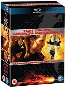 Mission Impossible Trilogy [Blu-ray] [UK Import]