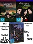 The Vampire Diaries Staffel 1-3 (DVD)