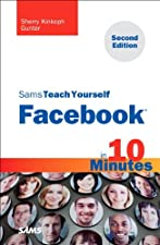 Sams Teach Yourself Fac in Minutes by Sherry Kinkoph Gunter