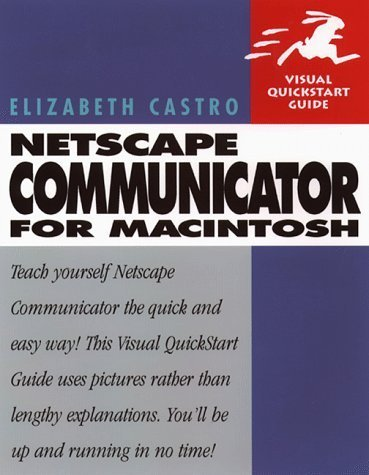 netscape-communicator-4-for-macintosh-visual-quickstart-guide-by-castro-elizabeth-1997-paperback