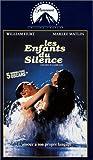 echange, troc Les Enfants du silence [VHS]