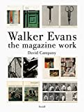 img - for Walker Evans The Magazine Work book / textbook / text book