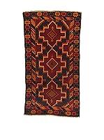 Kilim Carpets by Jalal Alfombra Afg Bel Zakini (Rojo/Azul)