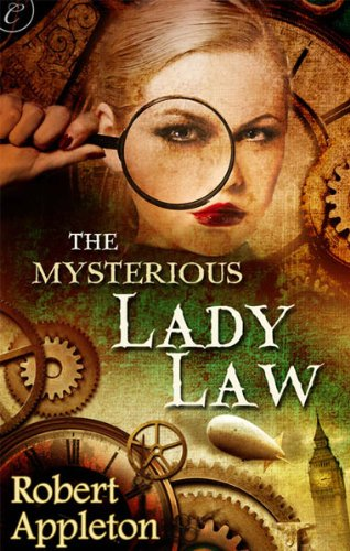 The Mysterious Lady Law (The Steam Clock Legacy) front-454131