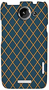 Timpax protective Armor Hard Bumper Back Case Cover. Multicolor printed on 3 Dimensional case with latest & finest graphic design art. Compatible with HTC one X+ ( Plus ) Design No : TDZ-22934