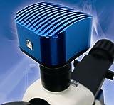 5.0m USB High Definition Scientific Microscope Camera