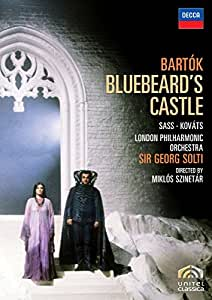 Bartok: Bluebeard's Castle [DVD] [Import]