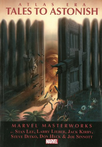 Mmw Atlas Era Tales To Astonish 01 (Marvel Masterworks)