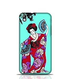 Stylebaby Japanese Woman HTC Desire 816 Phone Case
