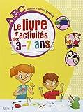 vignette de 'Le livre d'activités des 3-7 ans (Fleurus)'