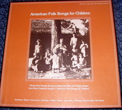 american folk songs for