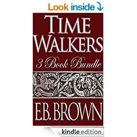 Time Walkers 3-Book Bundle (Time Walkers 1-3)
