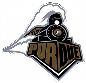 Buy NCAA Purdue Boilermakers Car Magnet Sm by Game Day Outfitters