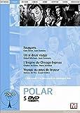 echange, troc Collection RKO Polar 5 DVD : Soupçons / L'Enigme du Chicago express / Un si doux visage / Voyage au pays de la peur / DVD Bonu