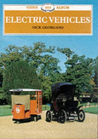 Electric Vehicles (Shire Library)
