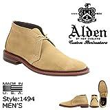 (オールデン)ALDEN ブーツ チャッカブーツ UNLINED CHUKKA アンラインド 1494 タン US8.5-26.5 (並行輸入品)