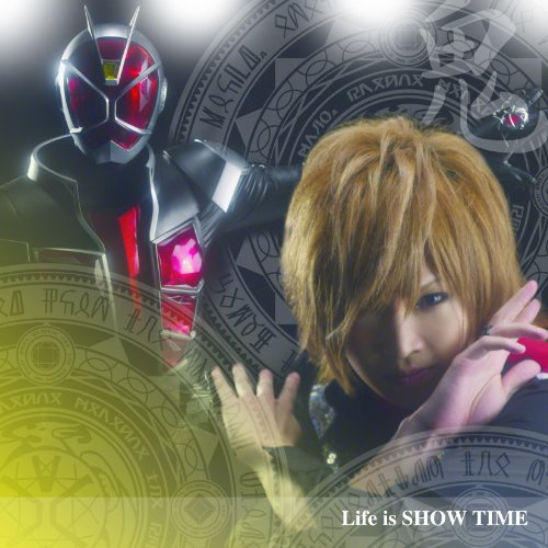 "Life is SHOW TIME 初回盤 ""鬼"