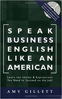 ENGLISH SPEAK LIKE GILLETT PDF AMY AMERICAN AN