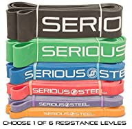 Serious Steel Assisted Pull-Up Band,…