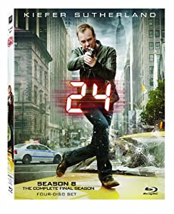 24: Season 8 - The Complete Final Season [Blu-ray]